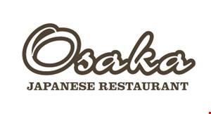 Osaka Japanese Restaurant logo