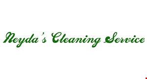 Neyda's Cleaning Services/Dry Cleaning logo