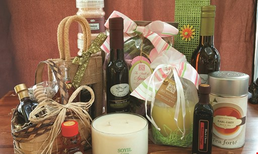 Product image for The Olive Merchant Free Sampler Bottle With Any Purchase Of $40 Or More