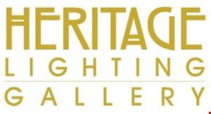 Heritage Lighting Gallery logo