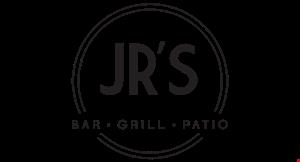 JR's Bar & Grill logo