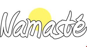 Namaste Fine Indian Cuisine logo