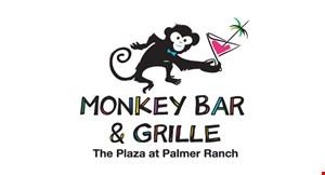 Monkey Bar & Grille logo