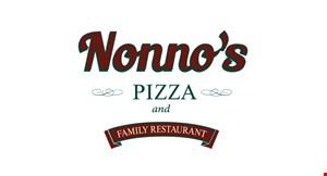 Nonno's Pizza & Family Restaurant logo