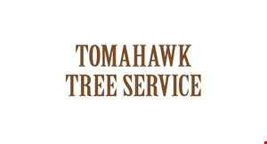 Tomahawk Tree Service logo
