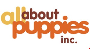 All About Puppies Inc. logo