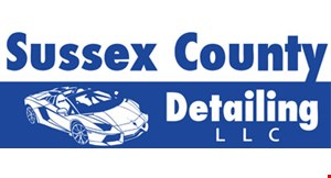Sussex County Detailing LLC logo