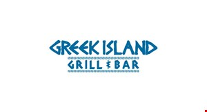 Greek Island Grill & Bar logo