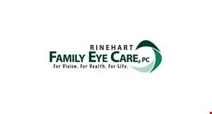 Rinehart  Family Eyecare logo