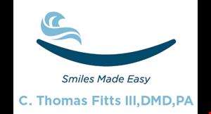 C. Thomas Fitts III, DMD, PA logo