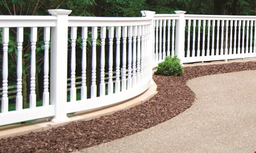 Product image for Bella Railings 50% OFF Deck installation