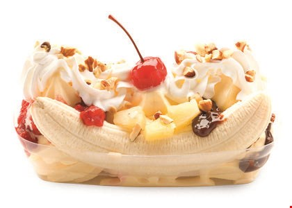 Product image for TCBY Free parfait with parfait purchase.