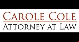 Carole Cole Attorney at Law logo