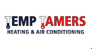 Temp Tamers Heating and Cooling logo
