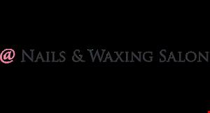 At Nails and Spa Salon logo