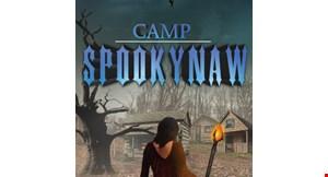 Camp Spookynaw logo