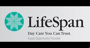 LIFESPAN SCHOOL AND DAYCARE logo