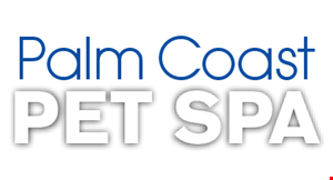 Palm Coast Pet Spa logo
