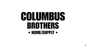 Columbus Bros. logo
