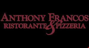Anthony Francos Ristorante & Pizzzeria logo