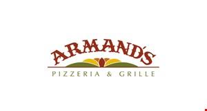 Armand's Pizzeria & Grille logo