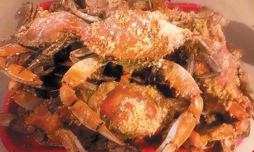 Product image for Captain John's Crabhouse $10 OFF any purchase of $50 or more
