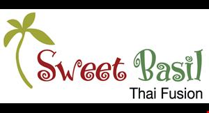 Sweet Basil Thai Fusion logo