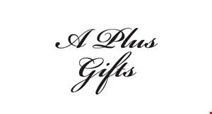 A Plus Gifts logo