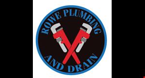 Rowe Plumbing and Drain LLC logo
