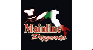 Mainline Pizzeria logo