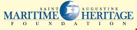 St. Augustine Maritime Heritage Foundation logo