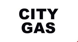 City Gas logo