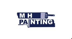 Mh Painting logo