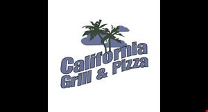 California Grill & Pizza logo