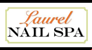 Laurel Nail Spa logo