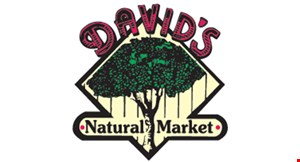 Product image for David's Natural Market $10.99/lb. Orinoco organic fair trade coffee