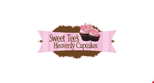 Sweet Tee's Heavenly Cupcakes logo