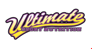 Ultimate Sports Nutrition Lewisville logo