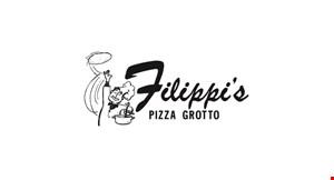 Filippis Pizza Grotto logo