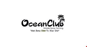 Ocean Club Mobile Spray Tanning logo