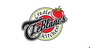 Le Blanc's Cajun Creole Kitchen logo