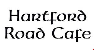 Hartford Road Cafe logo