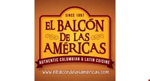 El Balcon De Las Americas, Boca logo
