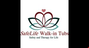 Safelife Walk-In Tubs logo