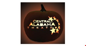 Central Alabama Theater logo