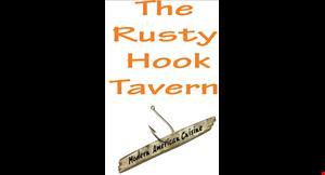 Rusty Hook Tavern logo