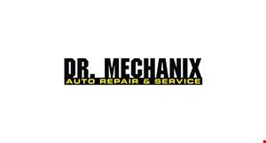 Dr Mechanix logo