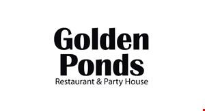 Golden Ponds logo