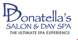Donatella's Salon & Day Spa logo