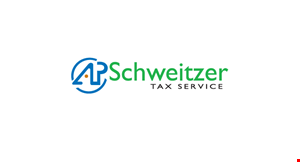 Product image for AP Schweitzer Tax Service $50 Off Tax Services